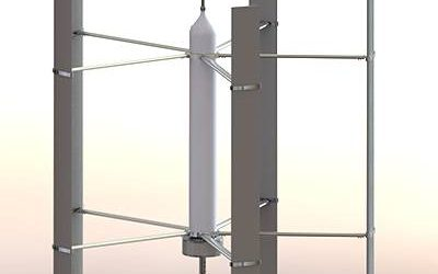 Cheaper electricity for urban and suburban areas – Our Vertical axis wind turbines an ideal solution